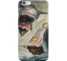Ship Wreck iPhone Case/Skin