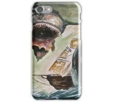 Ship Wreck iPhone Case/Skin