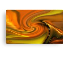Rolling In The Deep-ABSTRACT ART + Product Design Canvas Print