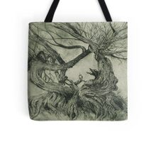 Tree Cypress  Tote Bag