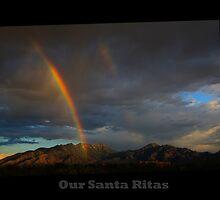 Our Santa Ritas by David F Putnam
