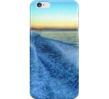 Lake washington iPhone Case/Skin