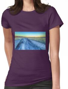 Lake washington Womens Fitted T-Shirt