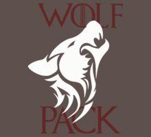 wolfpack shirt new by silverscreen