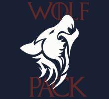 wolfpack shirt new Kids Tee