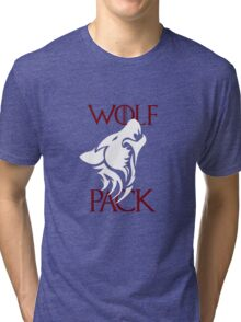 wolfpack shirt new Tri-blend T-Shirt