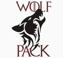 wolf pack new 2 by silverscreen
