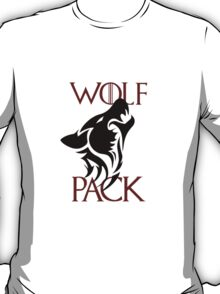 wolf pack new 2 T-Shirt