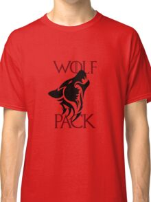 wolf pack new 2 Classic T-Shirt