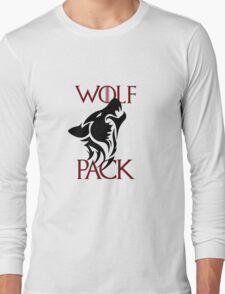 wolf pack new 2 Long Sleeve T-Shirt