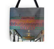Key West Jimmy Buffet Margaritaville Store Tote Bag
