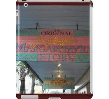 Key West Jimmy Buffet Margaritaville Store iPad Case/Skin