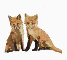fox pups Kids Clothes
