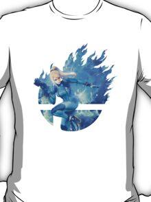 Smash Zero Suit Samus T-Shirt