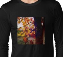 New England Autumn Long Sleeve T-Shirt