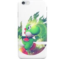 Smash Yoshi iPhone Case/Skin