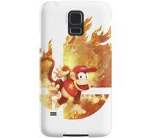Smash Diddy Kong Samsung Galaxy Case/Skin
