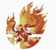 Smash Diddy Kong T-Shirt