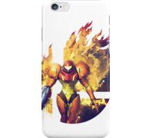 Smash Samus iPhone Case/Skin