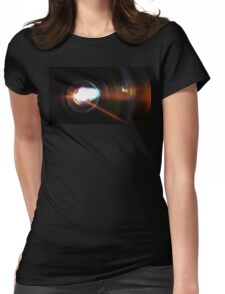 Projector Womens Fitted T-Shirt