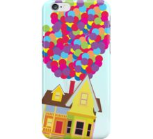 Balloon House Phone Case iPhone Case/Skin
