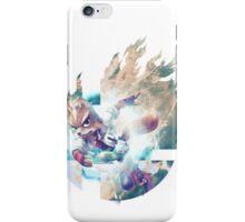 Smash Fox iPhone Case/Skin