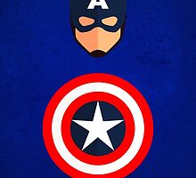 The Soldier - Captain America  by alastairmcneill