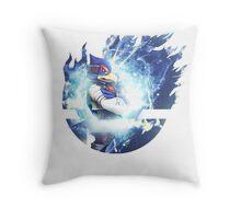 Smash Falco Throw Pillow