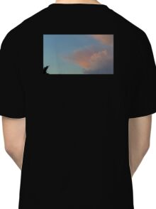 3rd of yesterday's evening cumulus cloud unfolding Classic T-Shirt