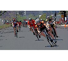 The Race Photographic Print