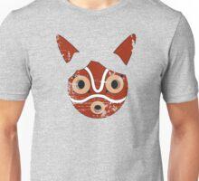 Mononoke Hime Mask Unisex T-Shirt