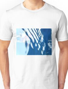 Water waves reflections Unisex T-Shirt