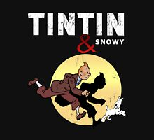 Tintin and Snowy Unisex T-Shirt