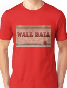 wall ball Unisex T-Shirt
