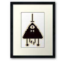 Bill Cipher Journal 3 Framed Print