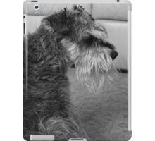 Lucy contemplating iPad Case/Skin