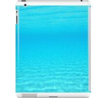 Underwater view in Lipsi Greek Island iPad Case/Skin