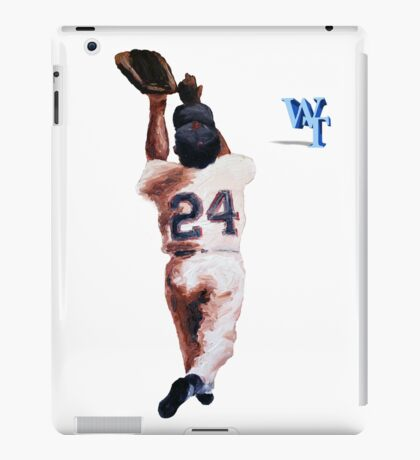Willie Mays iPad Case/Skin