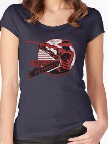 Furiosa Motor Oil Women's Fitted Scoop T-Shirt