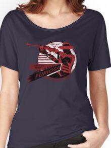 Furiosa Motor Oil Women's Relaxed Fit T-Shirt