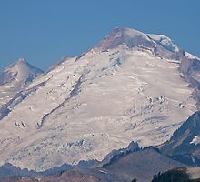 Mt. Baker (8:43 a.m.) by Barb White
