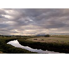 Hovells Creek & You Yangs Photographic Print