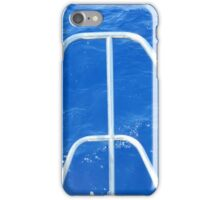 Sailboat bow view of Water iPhone Case/Skin