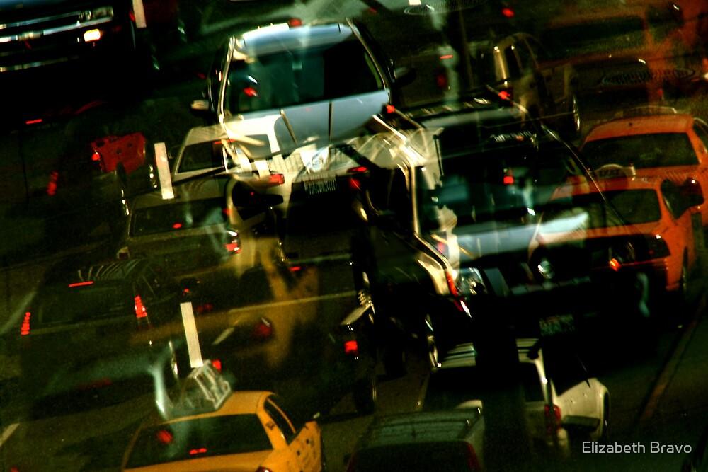 Traffic Nightmare by Elizabeth Bravo