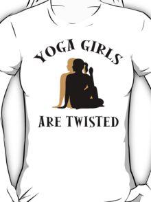 Very Funny Yoga T-Shirt T-Shirt