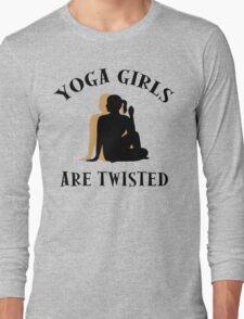 Very Funny Yoga T-Shirt Long Sleeve T-Shirt