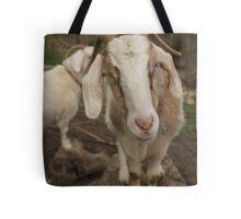 More smirking goats Tote Bag