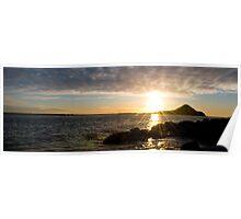 Port Stephens Sunrise Poster