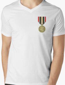 Iraq Campaign Mens V-Neck T-Shirt