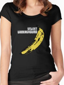 Velvet Underground Women's Fitted Scoop T-Shirt